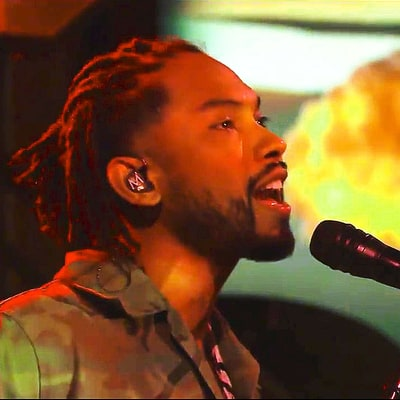 See Miguel's Breezy 'Sky Walker' Performance on 'Colbert'