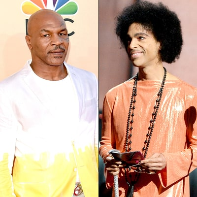 See Mike Tyson's Truly Bizarre Tribute to Prince … or Should We Say 'Printhe'?