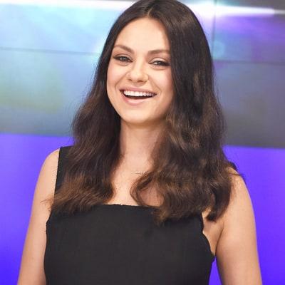 Mila Kunis and Ashton Kutcher Bought Their Wedding Bands on Etsy for $ ...  Mila Kunis