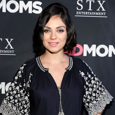 Mila Kunis Looks Just Like a '20s Flapper With Her New Hairstyle