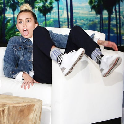 Miley Cyrus Guest-Hosts for Sick Ellen DeGeneres: I Gave Her Molly to Make Her Feel Better