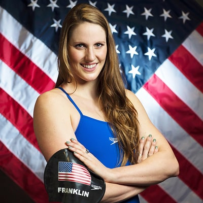 Olympic Swimmer Missy Franklin Talks Going Pro and Missing College