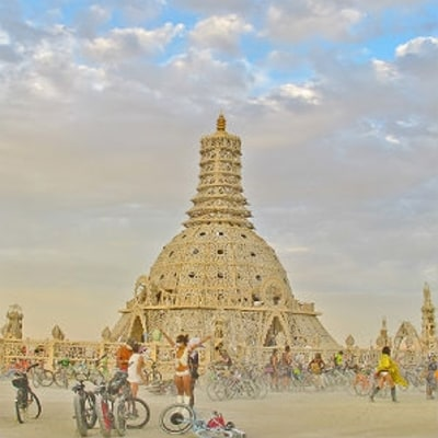 The Best Art at This Year's Burning Man