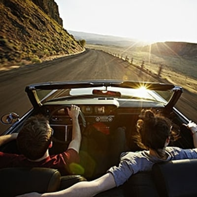 Drive Hard: 12 Adventurous Road Trips