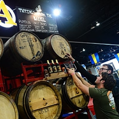 19 Worthy, Weird, and Wild Moments from the Great American Beer Festival