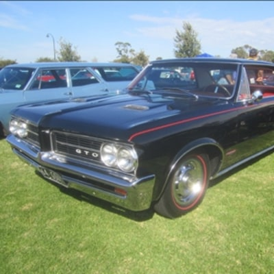 1964 Pontiac GTO: All-American Cars and Trucks