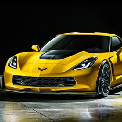 The 2015 Chevy Corvette Z06 Is an All-American Supercar