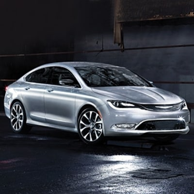 The New and Improved Chrysler 200