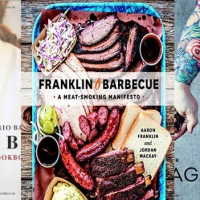 25 Cookbooks Every Man Should Own