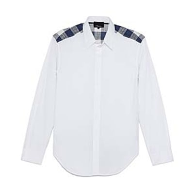 3.1 Phillip Lim Button Up: Casual Collared Shirts for Spring