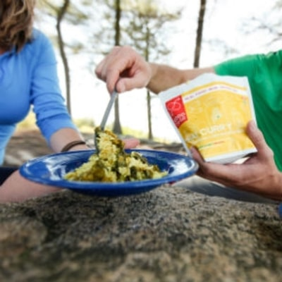 The World's Best Dehydrated Camping Food