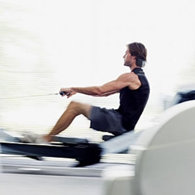 A 20-Minute Rowing Workout That Targets Every Muscle