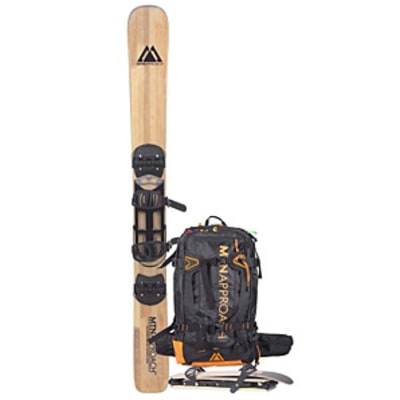 A Backcountry Kit for Snowboarders