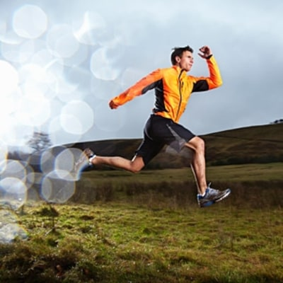 A Breathing Trick to Run Faster and Farther