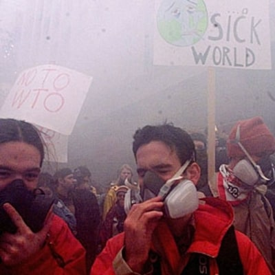 A Brief History of Climate Change Protests in the U.S.