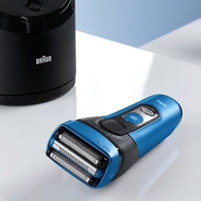 A Smoother Electric Shaver