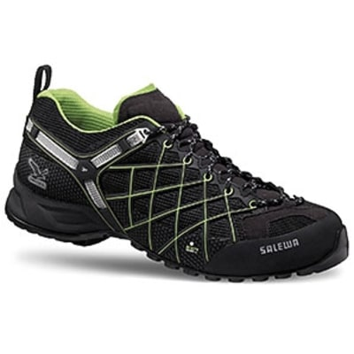 A Light, Heavy-Duty Hiking Shoe