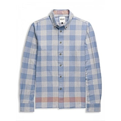 A Mod-ern Button-Down Shirt
