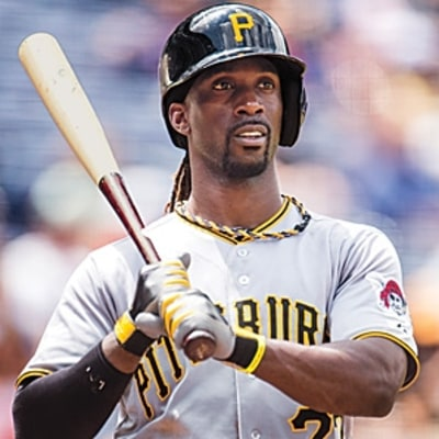 Andrew McCutchen on the Pirates, Football, and Where He Came From