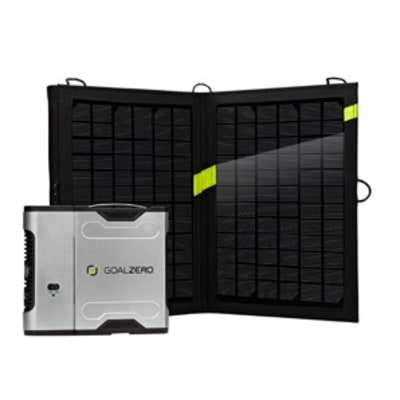 A Personal Solar Power Plant