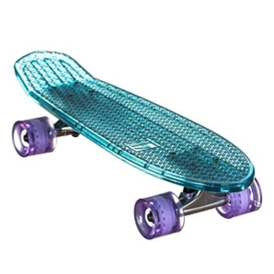 A Radder Retro Skateboard