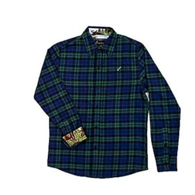 A Rough and Refined Flannel
