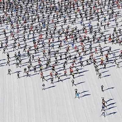 A Swiss Ski Invasion