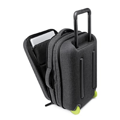 A Tech-Friendly Travel Bag