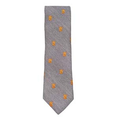 A Regular Tie With Spice