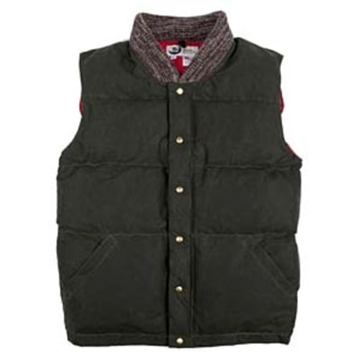 A Tougher Puffy Vest