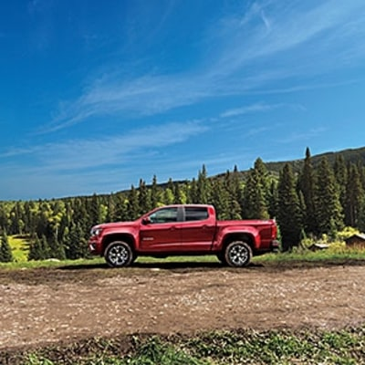 The New Chevy Colorado: A Truck, Only Smaller