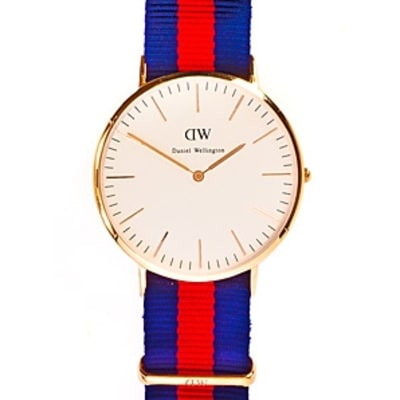 An Affordable Preppy Watch