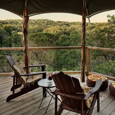 A Wilderness Retreat in the Heart of Texas