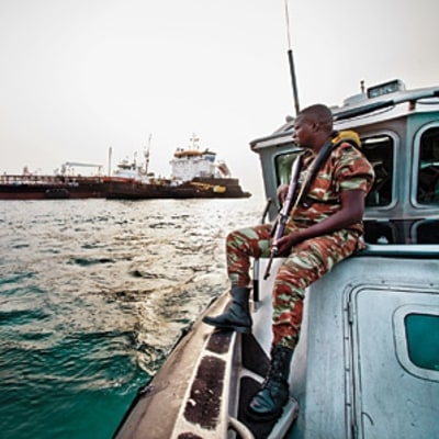 Africa's New Pirate Problem