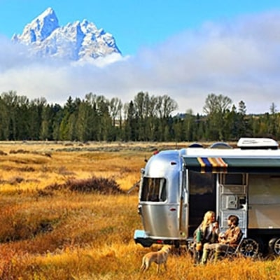 An Airstream Custom-Built for National Parks