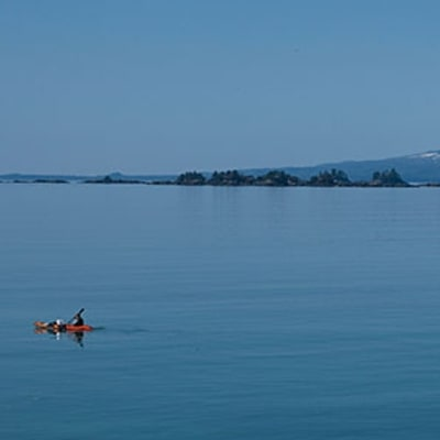 Alaska's Most Peaceful Paddle