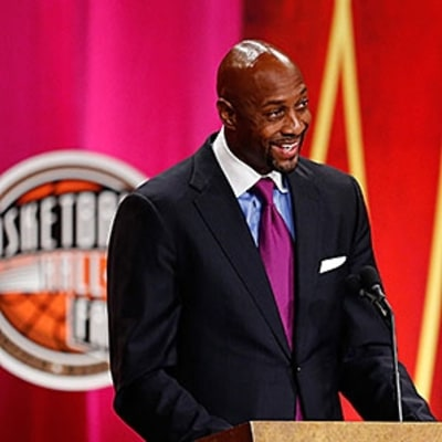 Alonzo Mourning on What it Takes to be Strong