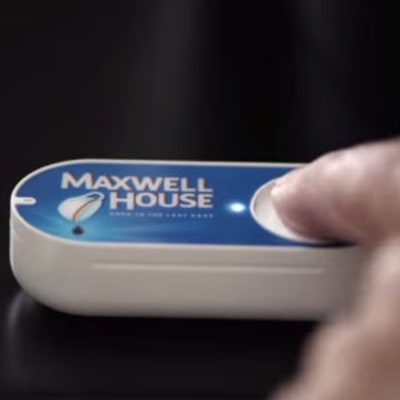 Amazon's New Magic Button Restocks Your House for You