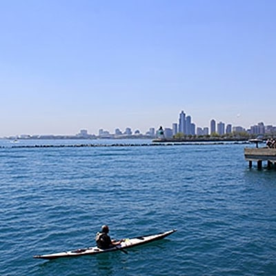 America's 10 Best Urban Kayaking Adventures