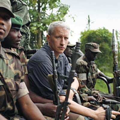 Anderson Cooper's Private War