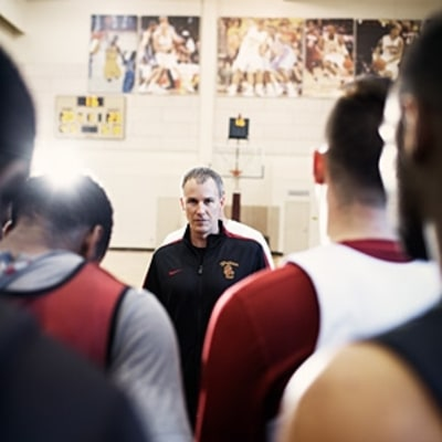 Andy Enfield's California Dream