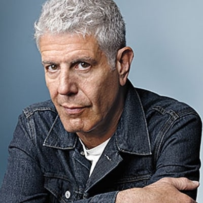 How Anthony Bourdain Dives into a City