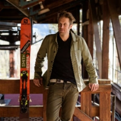 How a Professional Skier Reinvented the Belt