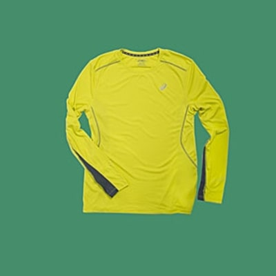 Asics Lite-Show Favorite Long-Sleeve: Best Gifts for Runners
