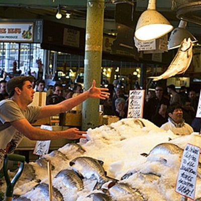 Ask a Chef: Picking Out The Right Fresh Fish