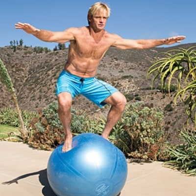 Laird Hamilton: Building Core Strength Through Balance