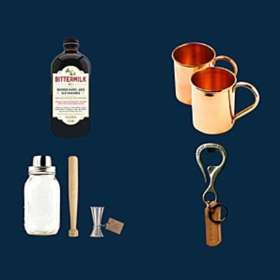 13 Bar Tools to Gift the Cocktail Connoisseur