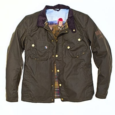 Barbour's New Jacket Pays Tribute to Steve McQueen