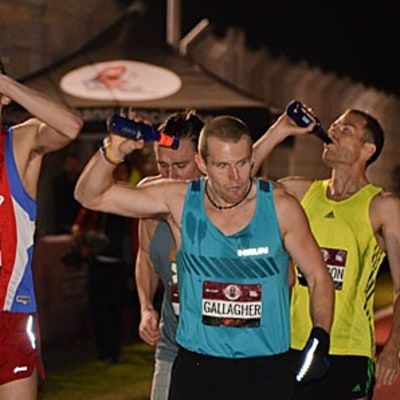 Guts and Glory: Results from the Beer Mile World Championship