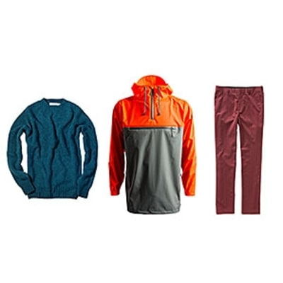 Bright Clothes for Bleak Winter Days